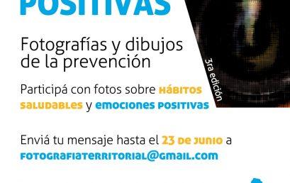 Concurso de Fotografía y Dibujo: Imágenes Positivas
