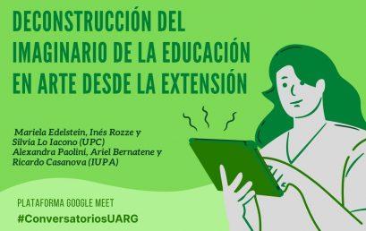 Sumate al ciclo de extensión de la Universidad Nacional de la Patagonia Austral