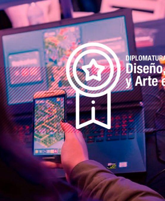 Primeros egresados de la Diplomatura en Diseño, Arte y Programación de videojuegos
