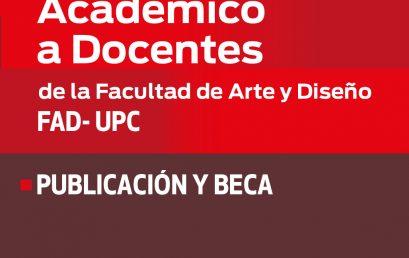 Distinciones a dos docentes de la FAD ¡Felicitaciones!