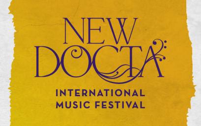 Este año, el Festival Internacional de Música New Docta se realizará en formato virtual
