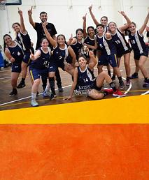 Votá a la UPC en la final del concurso: La mejor foto del deporte universitario argentino