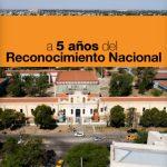 Cinco años del Reconocimiento Nacional de la UPC. Una institución con muchos cumpleaños