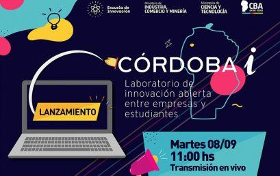Sumate a Córdoba i: el laboratorio de innovación abierta entre empresas y estudiantes