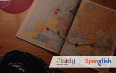 ¡Practicá un idioma con gente de todo el mundo!