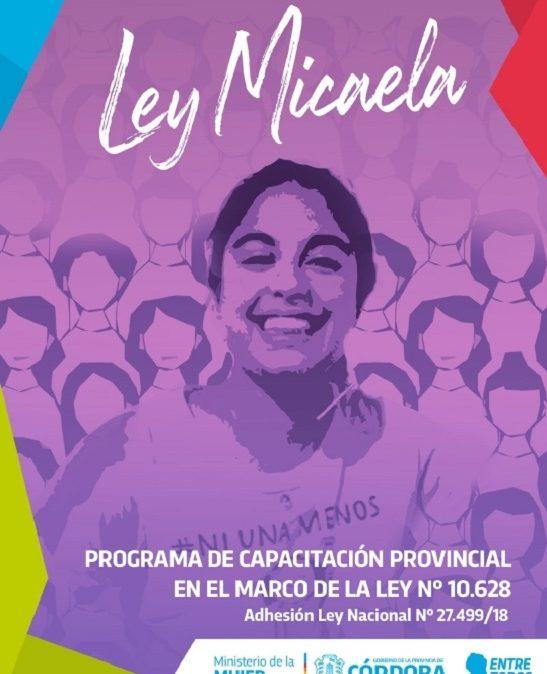 Ya están disponibles dos nuevos cuadernillos de capacitación de la Ley Micaela