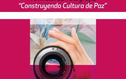 """Resultados del Concurso Provincial de Fotografía """"Construyendo Cultura de Paz"""""""