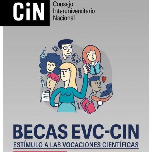 Resultados provisorios de la Evaluación Regional 2020 – BECAS EVC CIN
