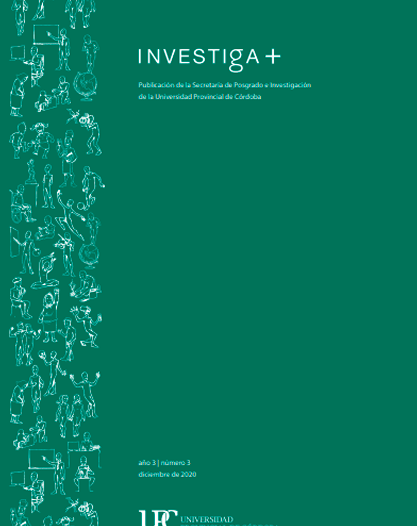 Se publicó el tercer número de la Revista Investiga+