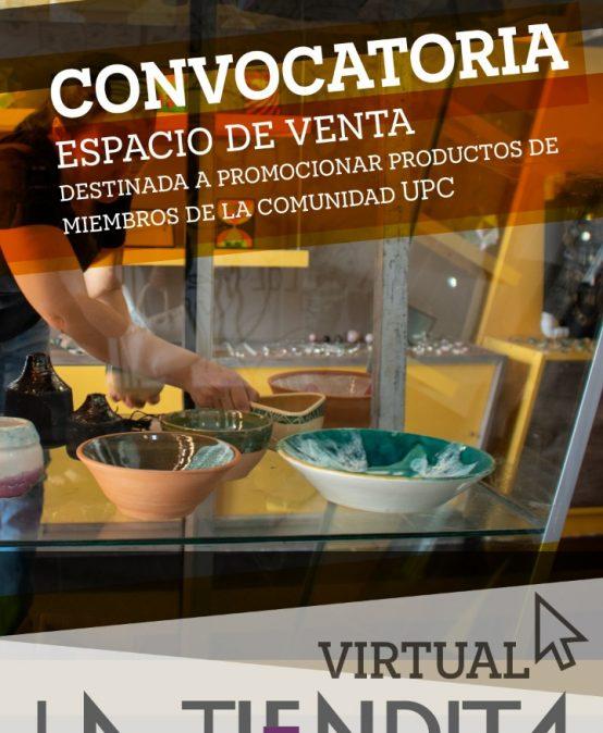 """¡Ofrecé tus productos para las fiestas en la """"Expo permanente¨ de la UPC!"""