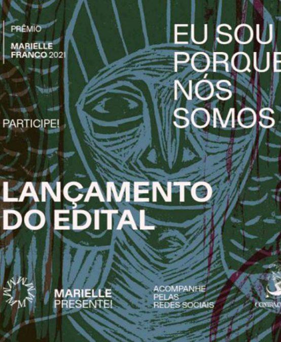"""Convocatoria para la segunda edición del """"Premio Marielle Franco de Ensayos Feministas 2021"""""""