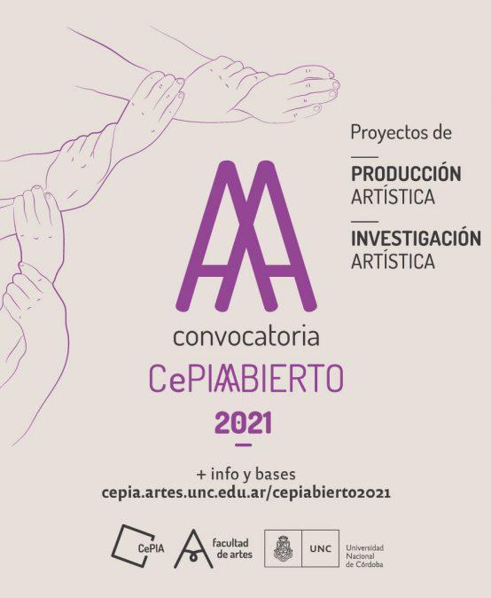 Convocatoria CePIAbierto para Proyectos de Producción e Investigación Artística