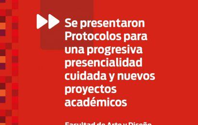 La FAD articula una agenda académica- institucional compartida