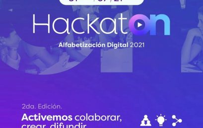 Sumate a la segunda edición del #Hackatón  de #AlfabetizaciónDigital