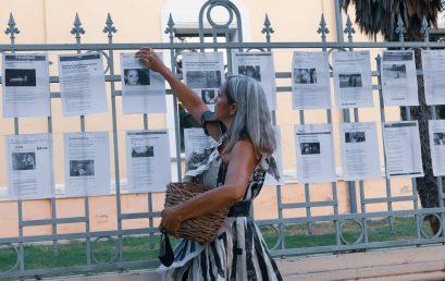 Cuerpo de noticia, por María Esther Galera