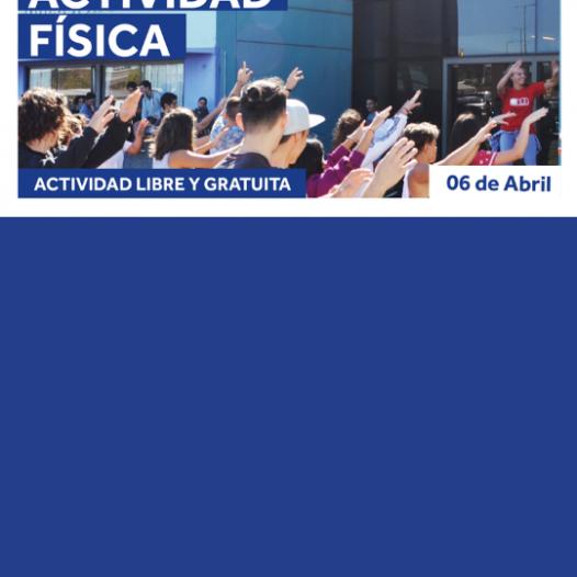 Súmate a las actividades de la FEF en el Día Mundial de la Actividad Física