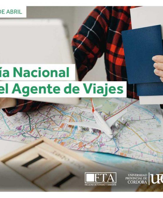 27 de abril, Día Nacional del y de la Agente de viajes