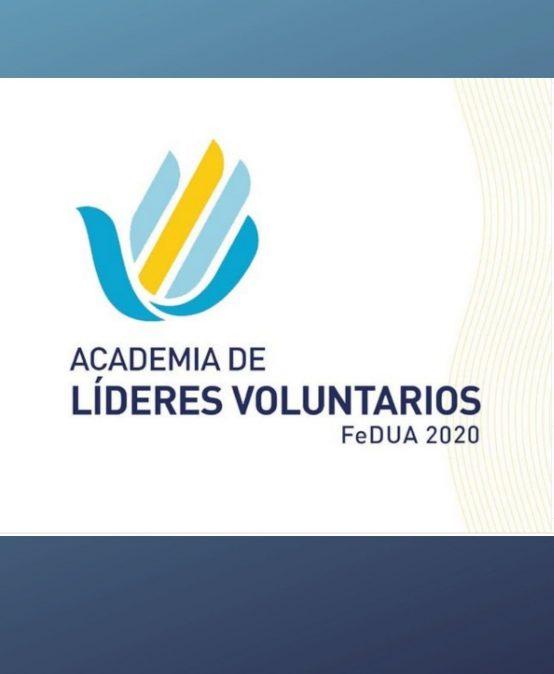 La UPC en el último encuentro de la Academia de Líderes Voluntarios/as de la FeDUA