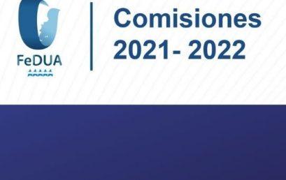 La UPC en las primeras reuniones de las Comisiones de Trabajo de la FeDUA