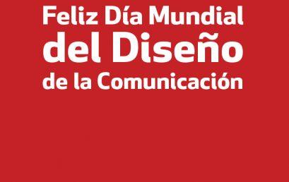 27 de abril: Día Mundial del Diseño de la Comunicación