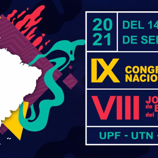 Prórroga para el IX Congreso Nacional de Extensión y VIII Jornadas de Extensión del Mercosur