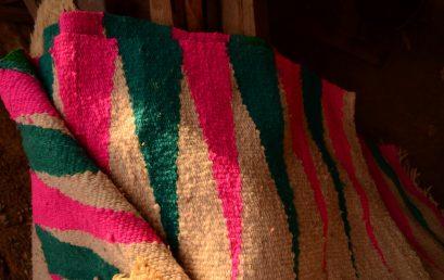 Trabajo Final de Lic. en Diseño dedicado los textiles originarios del norte argentino