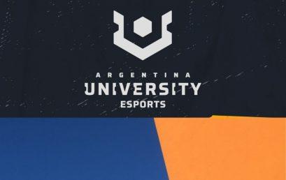 Hasta el 23 de abril tenés tiempo de inscribirte en la Liga University Esports