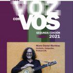 No te pierdas: La voz en la música barroca: mucho más que un aria antigua. Ciclo Voz con vos 2021