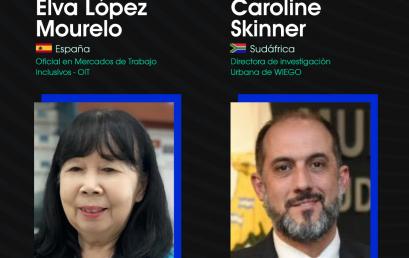 """4° Webinar Preparatorio """"Empresas y trabajadores de la economía informal: los más vulnerables a la crisis COVID-19"""""""