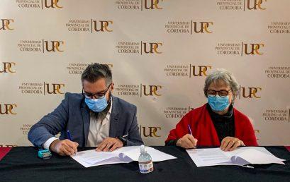 La UPC desarrollará nuevas formaciones junto a la Secretaria de Políticas Sociales, Inclusión y Convivencia de la Municipalidad de Córdoba