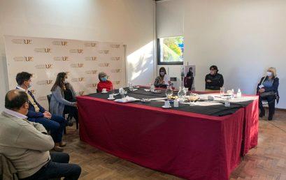 """La UPC firmó un nuevo convenio de cooperación con la ONG """"Centro Comunitario por Amor"""""""