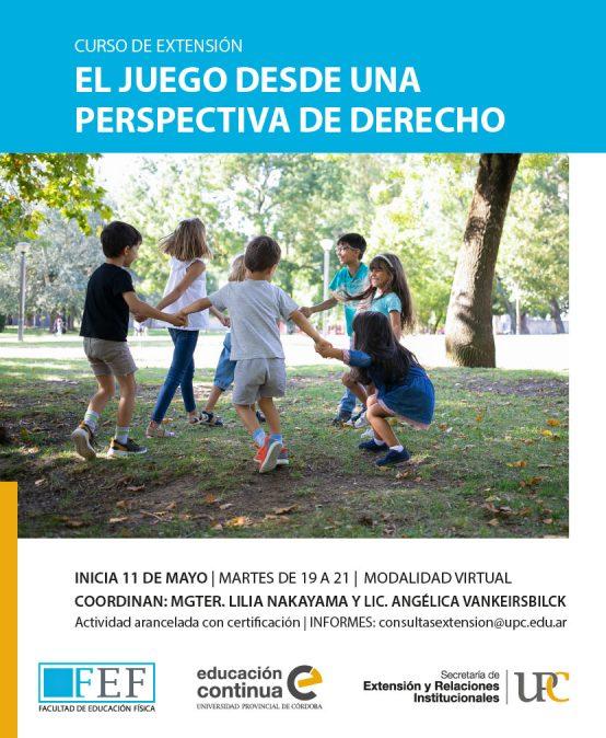 Curso de Extensión: El juego desde una perspectiva de derecho – Inicia: 11/05/2021