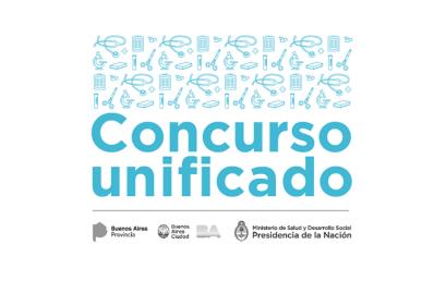 Concurso Unificado residencias en el área de Salud organizado por el Ministerio de Salud de la Nación