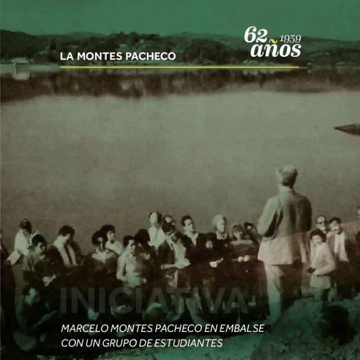 """¡Cumple 62 años """"la Montes Pacheco""""!"""