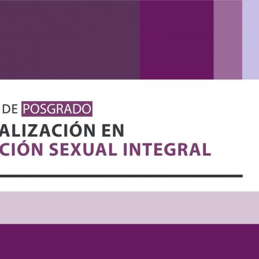 Se abrió la preinscripción a la carrera de posgrado Especialización en Educación Sexual Integral de la UPC