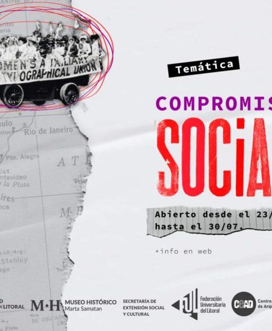 Acción colectiva: concurso de afiches organizado por la Universidad Nacional del Litoral