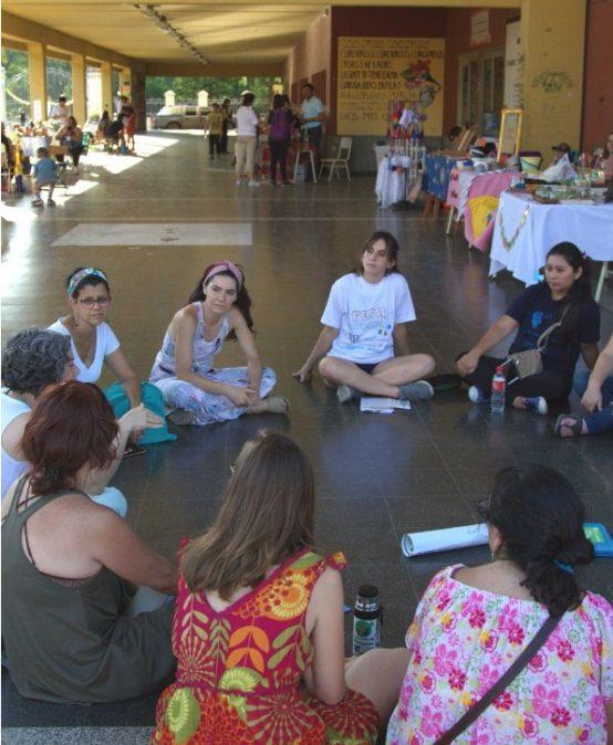 Encuentro virtual de experiencias cooperativas de Córdoba