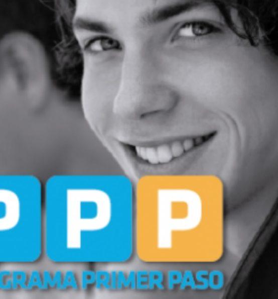 Se abren las inscripciones para el Programa Primer Paso (PPP)