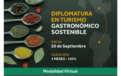 Inicia la Diplomatura en Turismo Gastronómico Sostenible