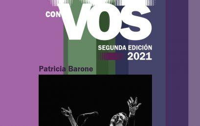 """""""Cantar la emoción"""": nueva invitación del Ciclo Voz con vos 2021"""