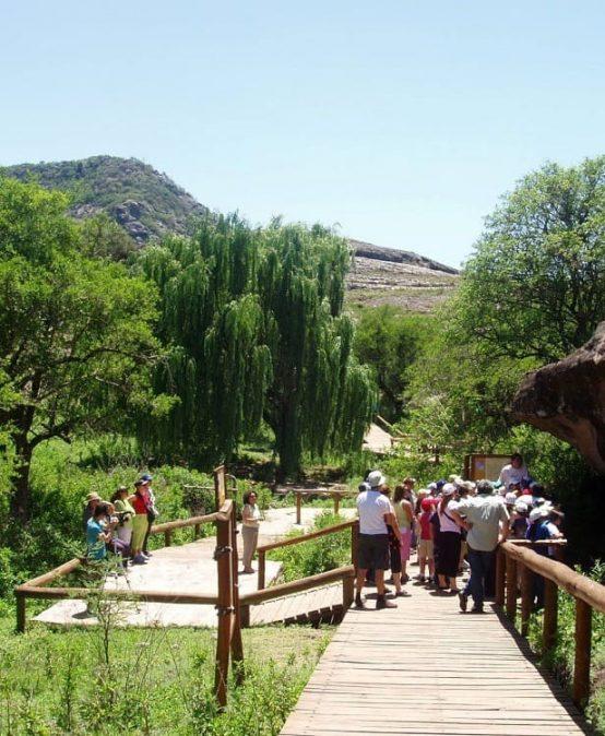 Nuevo programa de capacitación para personal de Áreas Naturales Protegidas