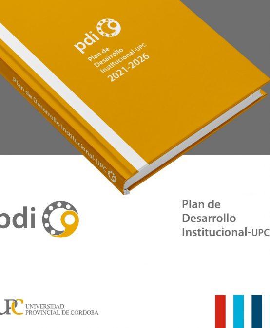Se presentó el Plan de Desarrollo Institucional de la UPC