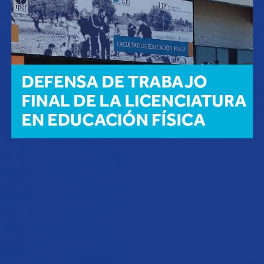 Defensa de TFL: Análisis de la violencia en tres grupos de diferentes contextos de Educación Física