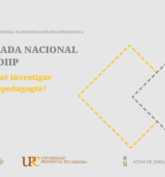 Nueva publicación de la Editorial UPC:  Actas de la I Jornada Nacional REDIIP