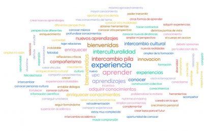 Estudiantes de la UPC  y del Programa PILA comparten sus expectativas del segundo semestre