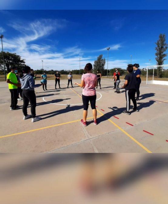 Charla: El deporte y la recreación como herramienta de transformación social