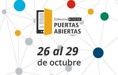¡Ya se vienen las Jornadas de Puertas Abiertas UPC 2021!