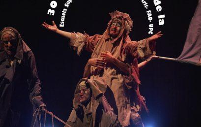 ¡Celebramos el 30ª aniversario de la creación Escuela Superior Integral de teatro Roberto Arlt!