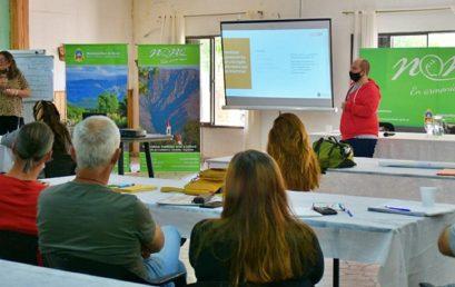 La FTA junto a la Agencia Córdoba Turismo brindan capacitaciones en el interior de la provincia